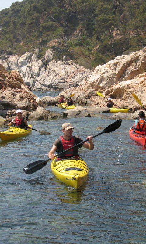Actividades en camping en Costa Brava
