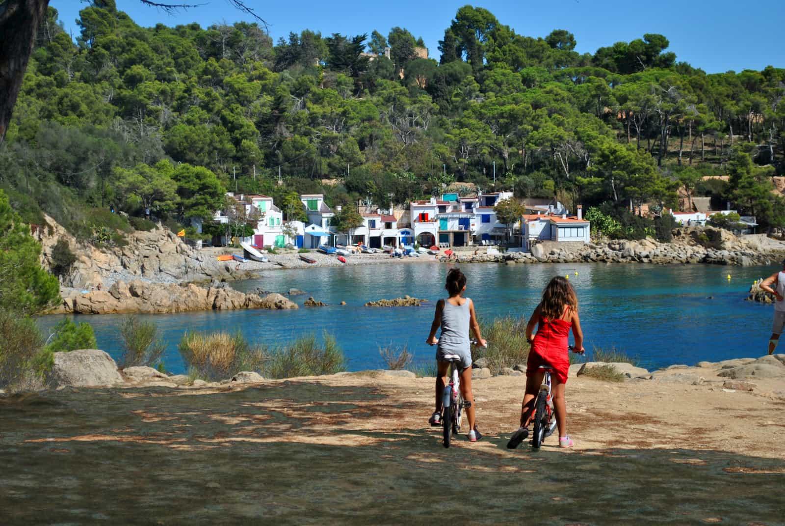Camping en Costa Brava cerca de la playa