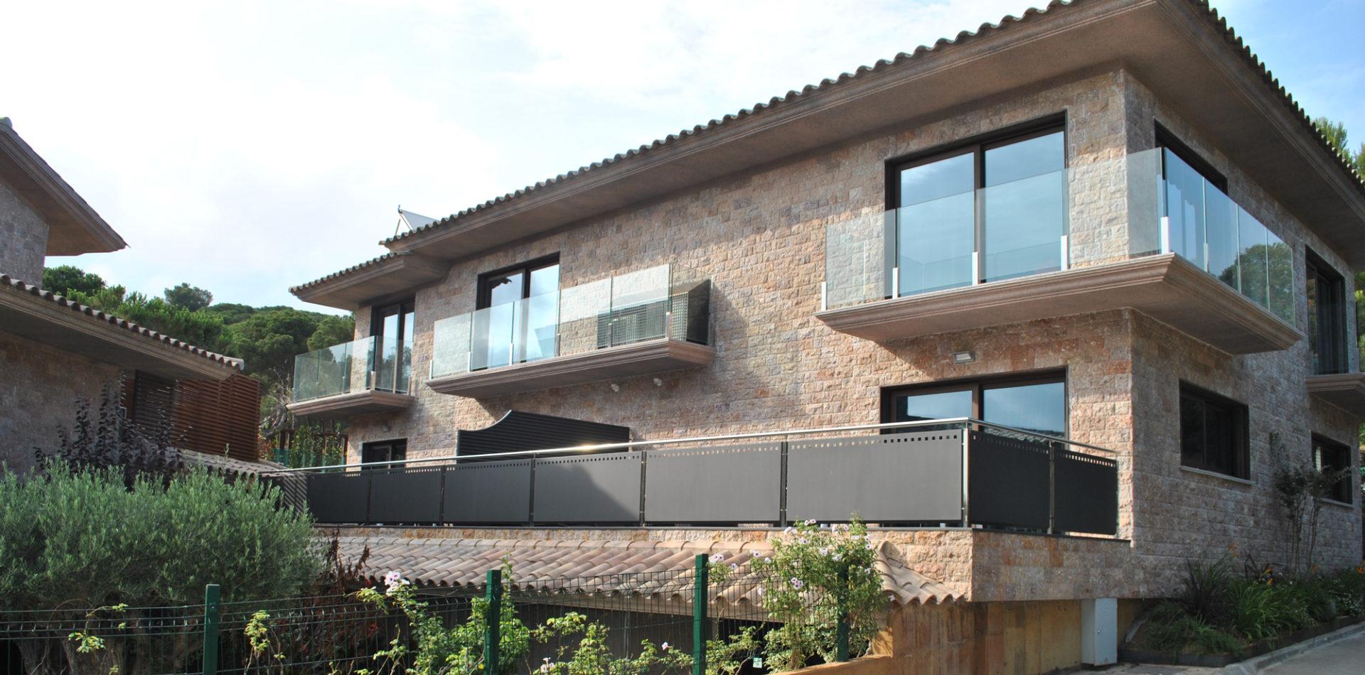 Habitaciones y casas rurales en Costa Brava