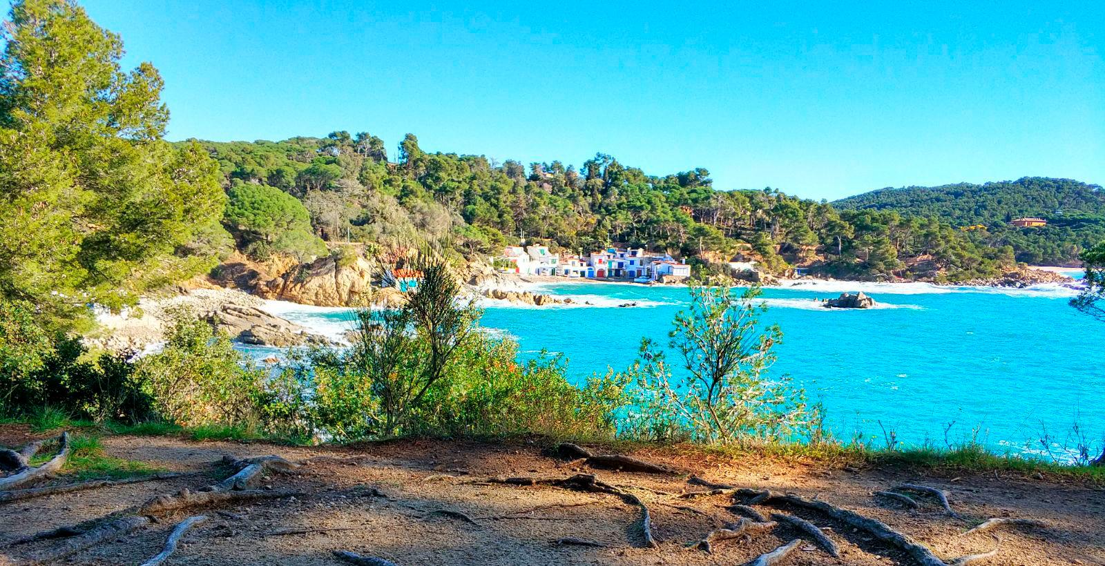 Camping playa en La Costa Brava